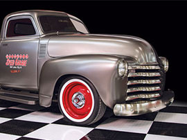 1949 'RaceDeck Speed Garage' Chevy Truck