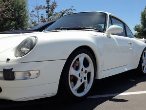 1995 Porsche 993 Twin Turbo